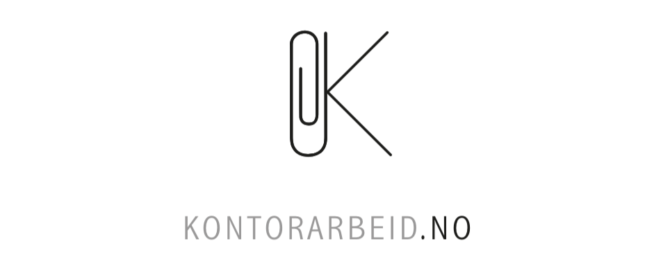 Kontorarbeid.no - Timer